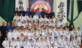 Николаев провел Всеукраинский чемпионат по каратэ «Fighter Kyokushin»
