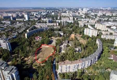 На Таирова за 200 миллионов гривен построят новый спорткомплекс